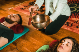 Relaxation through the power of sound